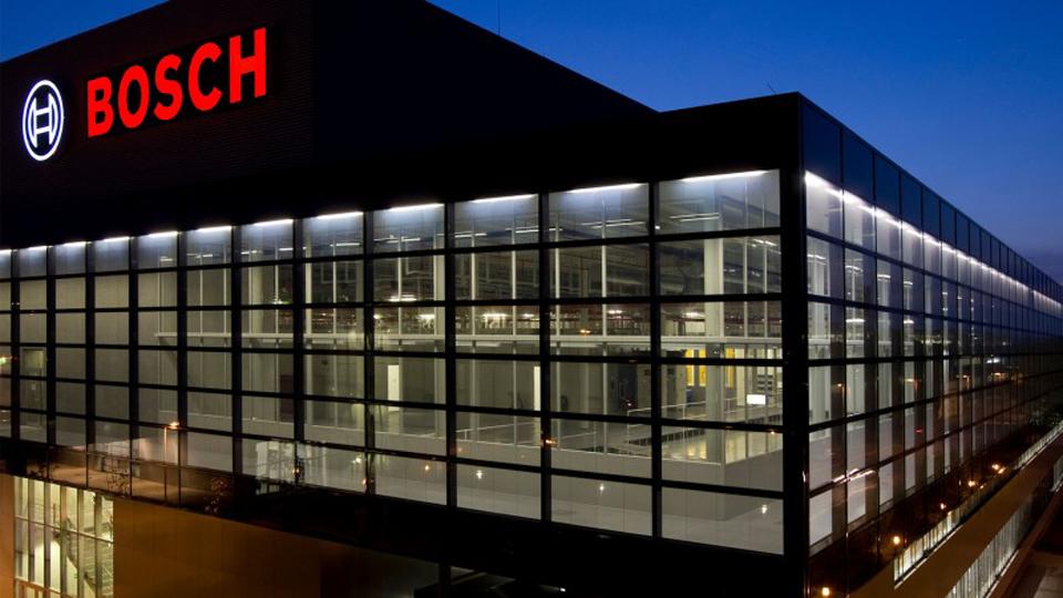 BOSCH 工場ビル