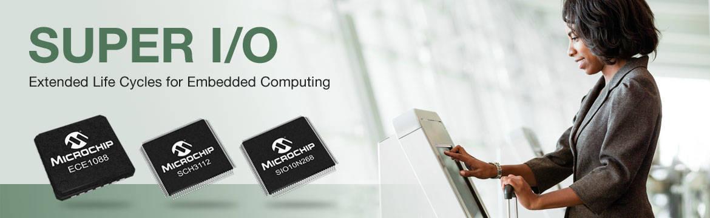 Microchip コンピューティング製品