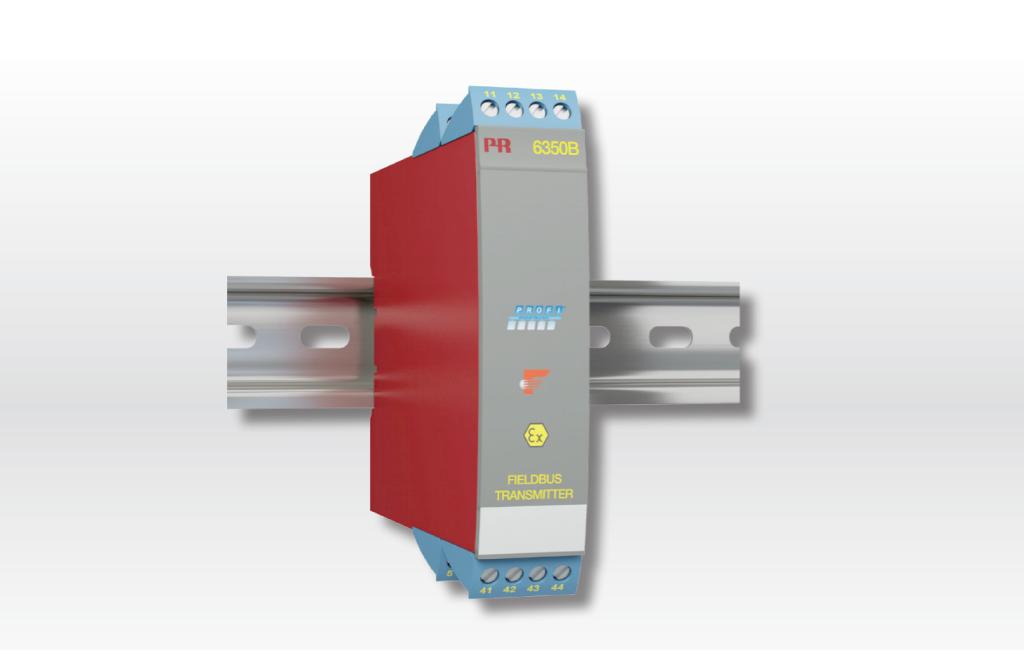 アナログ信号・温度信号変換器 6350B