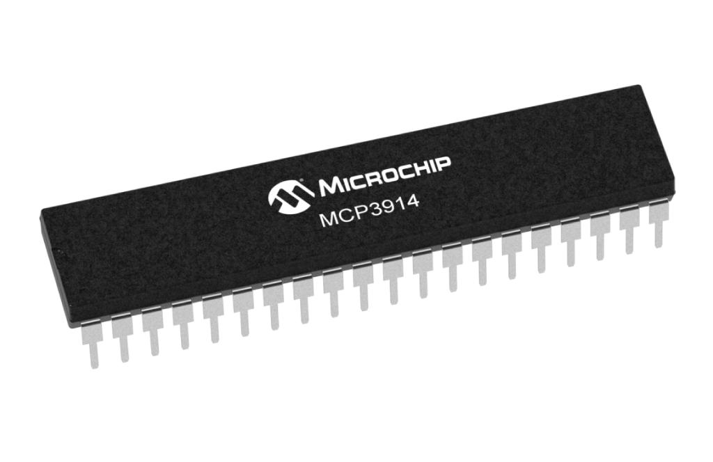 MCP3914 イメージ写真