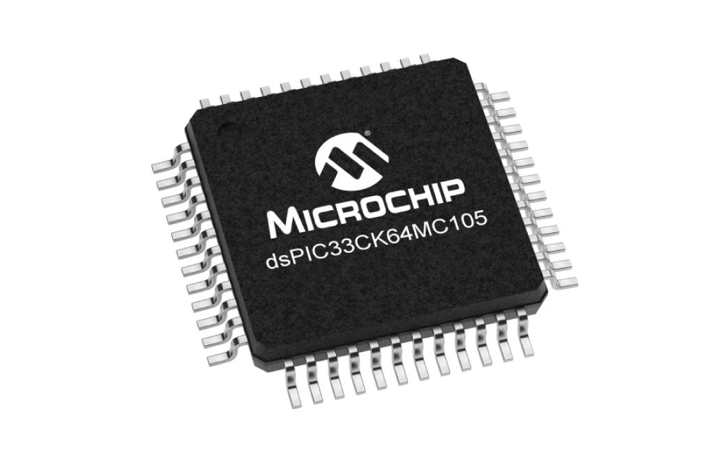 dsPIC33CK64MC105 イメージ画像