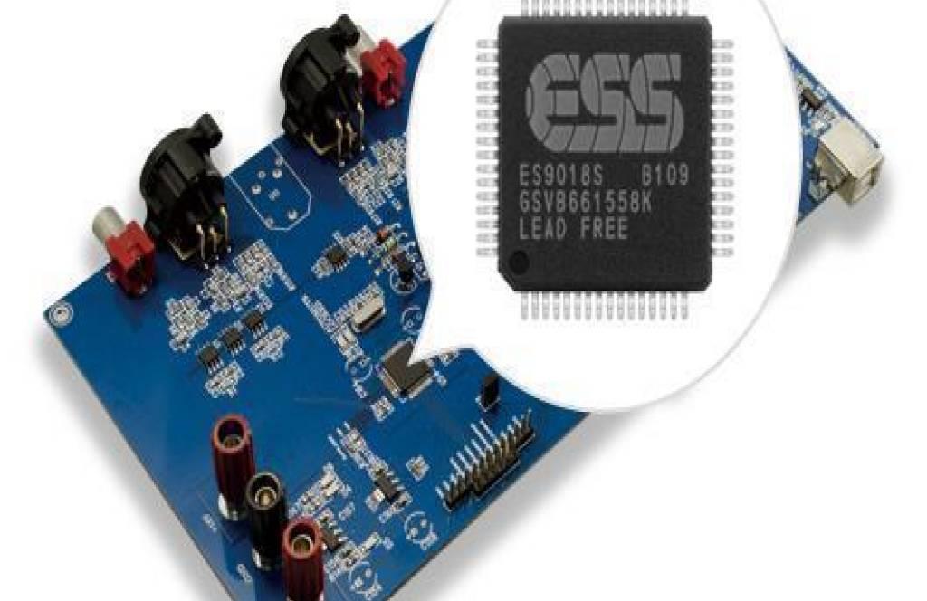 ES9018S DAC IC ・ 評価ボード