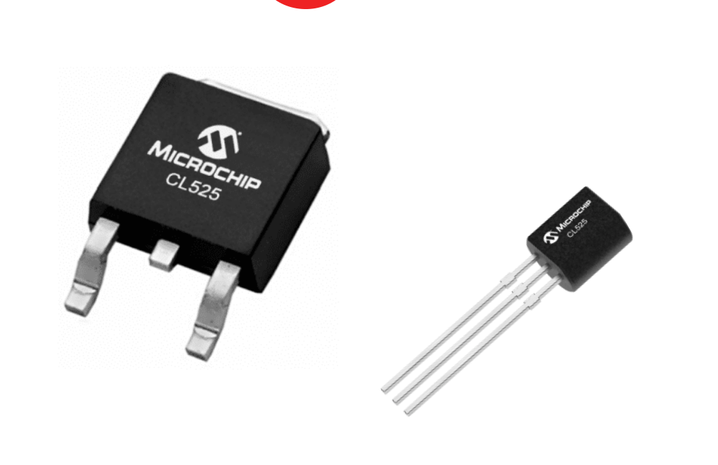 CL520/CL525 リニア固定定電流 LED ドライバ