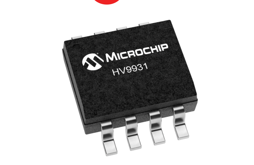 HV9931 LEDドライバ