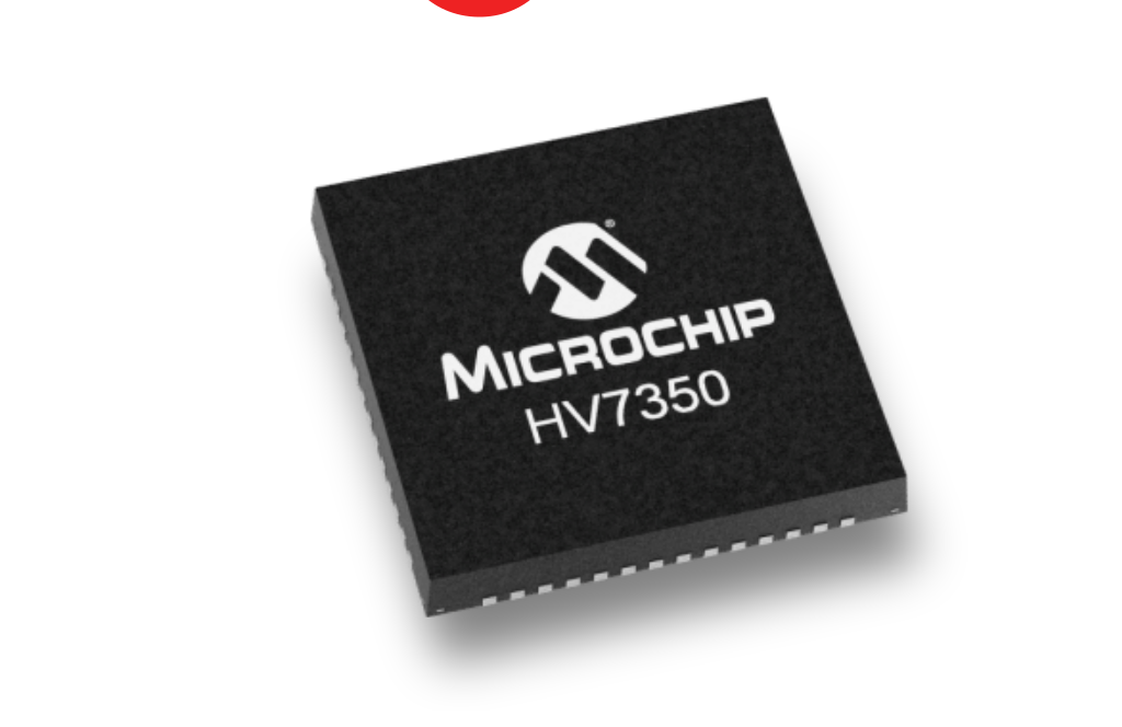 HV7350 8チャネル ±60V 1.0A 超音波パルサ RTZ 機能付き