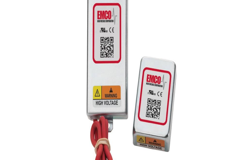 EMCO C シリーズ 組込型ミニチュアサイズ高圧電源