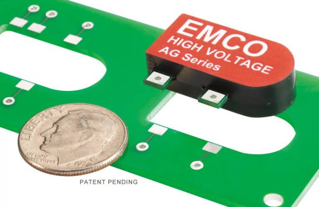 絶縁型オンボード高圧電源 AG シリーズ