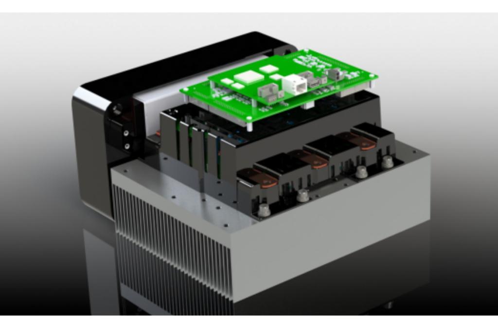 SmartPower Stack コンバータ/インバータアセンブリ