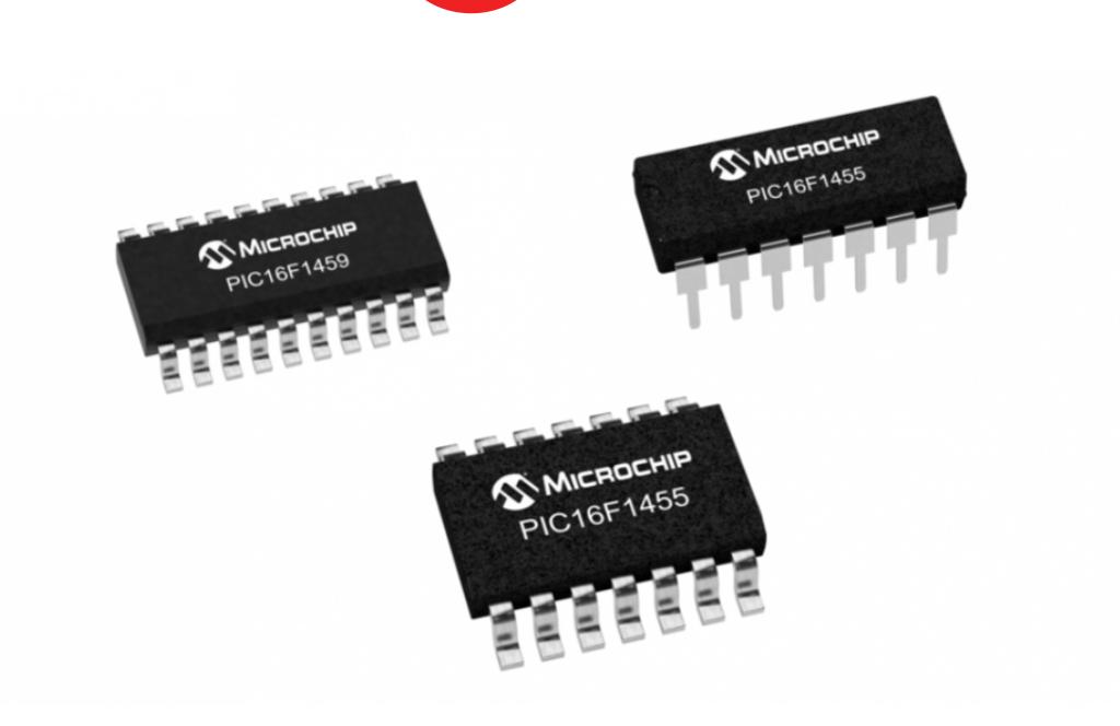 PIC16F145x USB2 ハブコントローラ