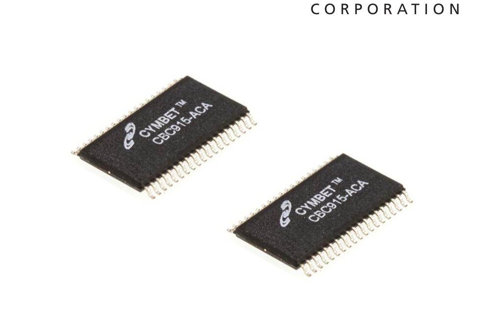 環境発電用の電源制御プロセッサー CBC915