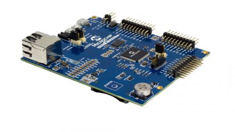 SAM E54 Xplained Pro
