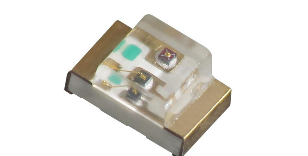 KPB-2012シリーズ 2色発光 表面実装LED