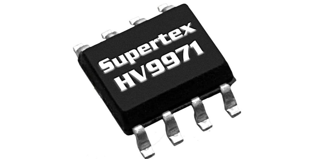 HV9971 絶縁型 LED ドライバー
