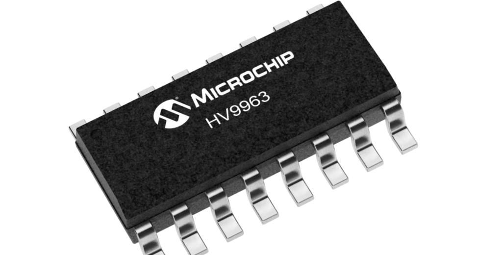 HV9963定電流LEDドライバ