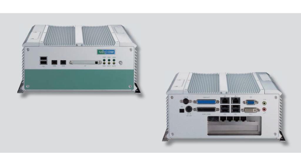 NEXCOM NISE 3114F 産業用コンピューター