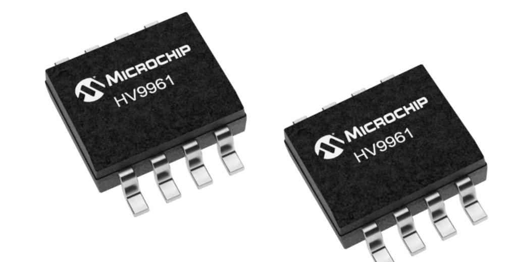 HV9961 定電流LEDドライバ