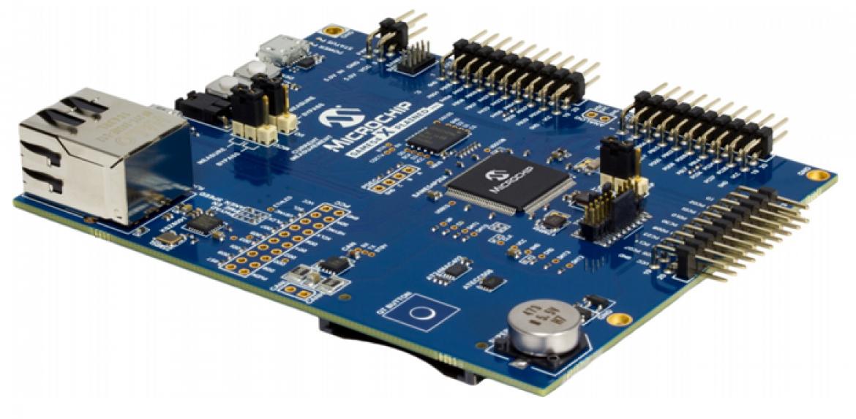 評価ボード SAME54 Xplained Pro