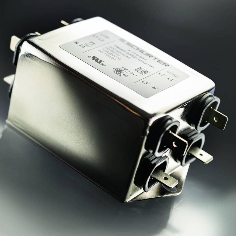 ニュートラルライン+三相ビルトインフィルター FMAD CP 製品写真