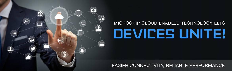 Microchip クラウド製品