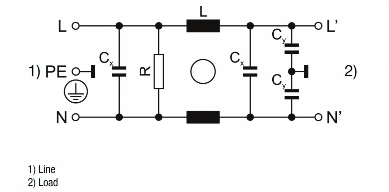 FMAB CEE の回路図