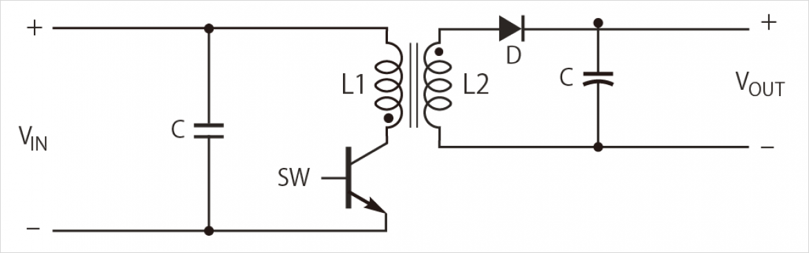 Typical Flyback Converter