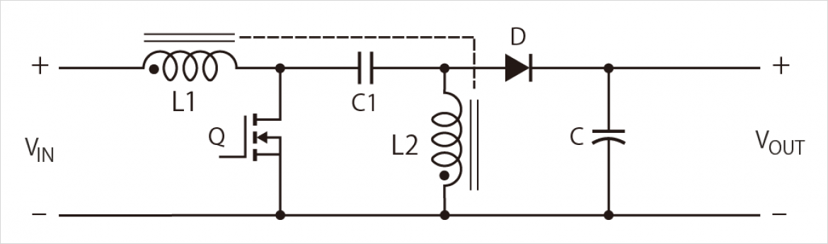 Typical SEPIC schematic