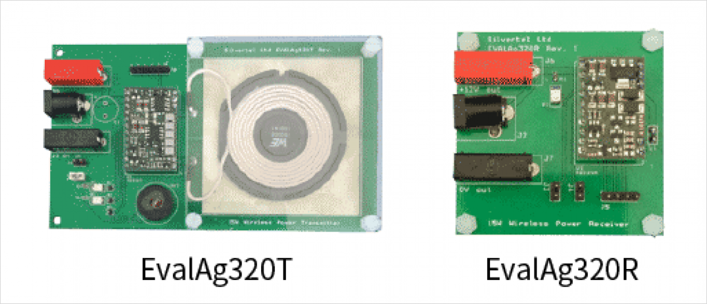 Ag320 シリーズ用評価ボード
