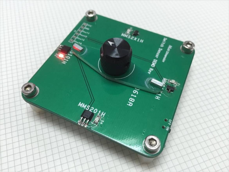 TMR スイッチ評価ボード