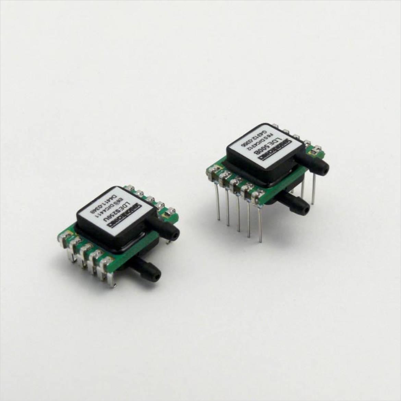 First Sensor デジタル出力式 LDE 微差圧センサ