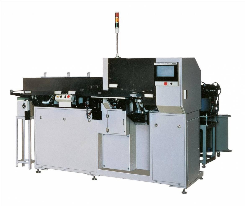 高速自動圧接機 DECAM Machines (CT/ミニ CT対応)