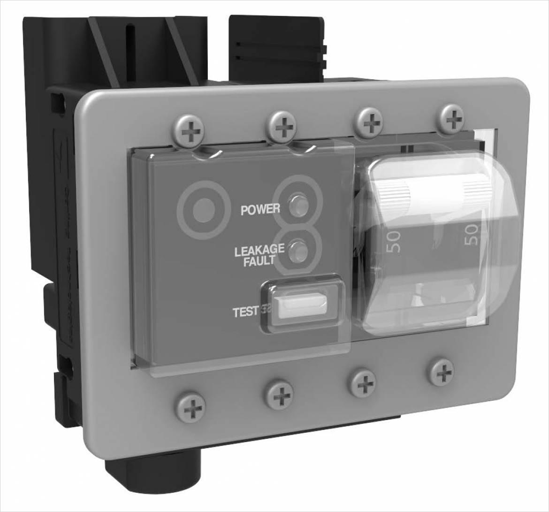 IP66/67 グレードオプション防水保護カバー
