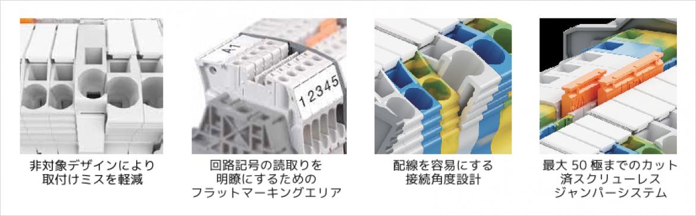 SNK シリーズのユニークなデザイン