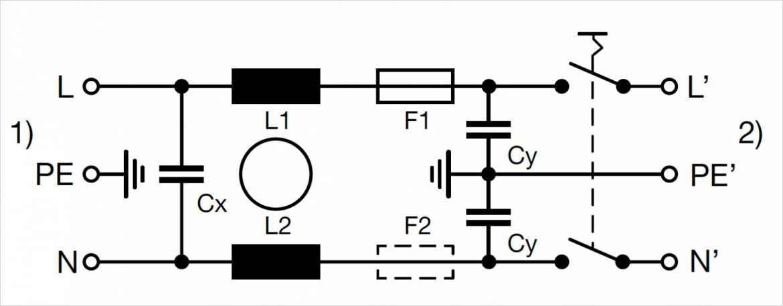スタンダードタイプ 回路図