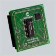 PIC24F16KA102 Plug In Module (品番 MA240017)