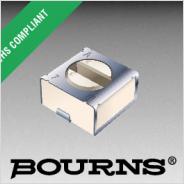 Bourns 社 2mm 角1回転シールドタイプトリマー