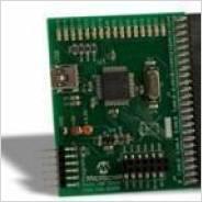 PIC32MX CTMU 評価ボード