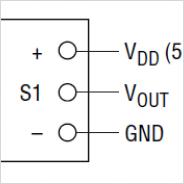 AMS22S & AMS22U の<br />電気的出力