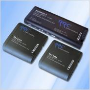 RRC22xx シリーズに追加された RRC2057、RRC2040-2、RRC2054 スマートバッテリー