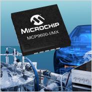 Microchip 社製熱電対向け信号コンディショニング IC MCP9600