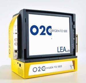 【O2C / OXYGEN TO SEE】 組織灌流血液の酸素供給能力を非侵襲的方法で判定