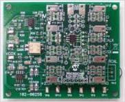 評価ボード(MCP651EV-VOS)