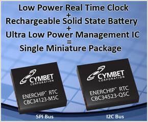 Cymbet EnerChip™ RTC