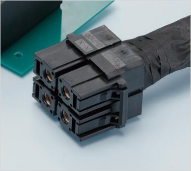 D-7000 シリーズのソケットクローズアップ写真