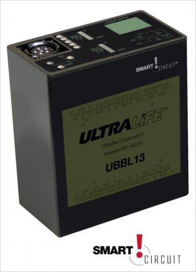 SmartCircuit® Technologyにより、SMBus v1.1 に対応した UBBL13