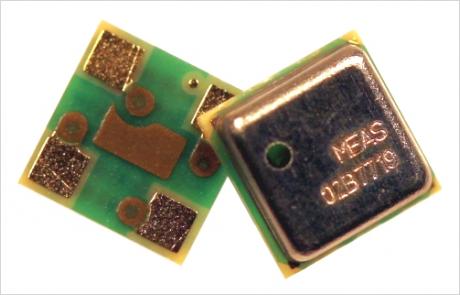 MS5637 低電圧気圧センサ