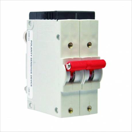 Carling 社製高電圧直流給電用 CX シリーズサーキットプロテクタ