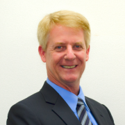SCHURTER アジアパシフィック代表 (President APAC) Kevin Turner 氏