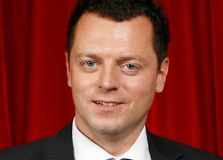 RRC 社 COO Gerhard Ruffing 氏
