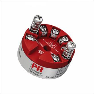 5337 ヘッドマウント型2線式信号変換機